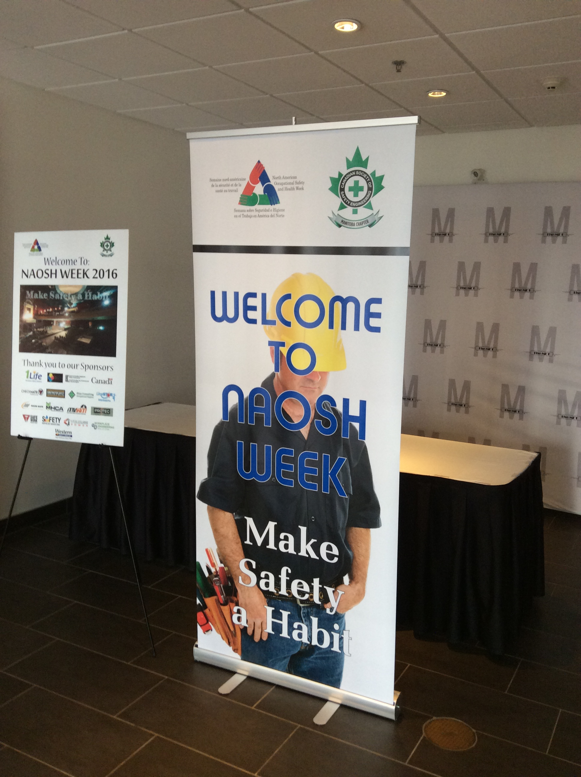 NAOSH Week | SAFE Work Manitoba